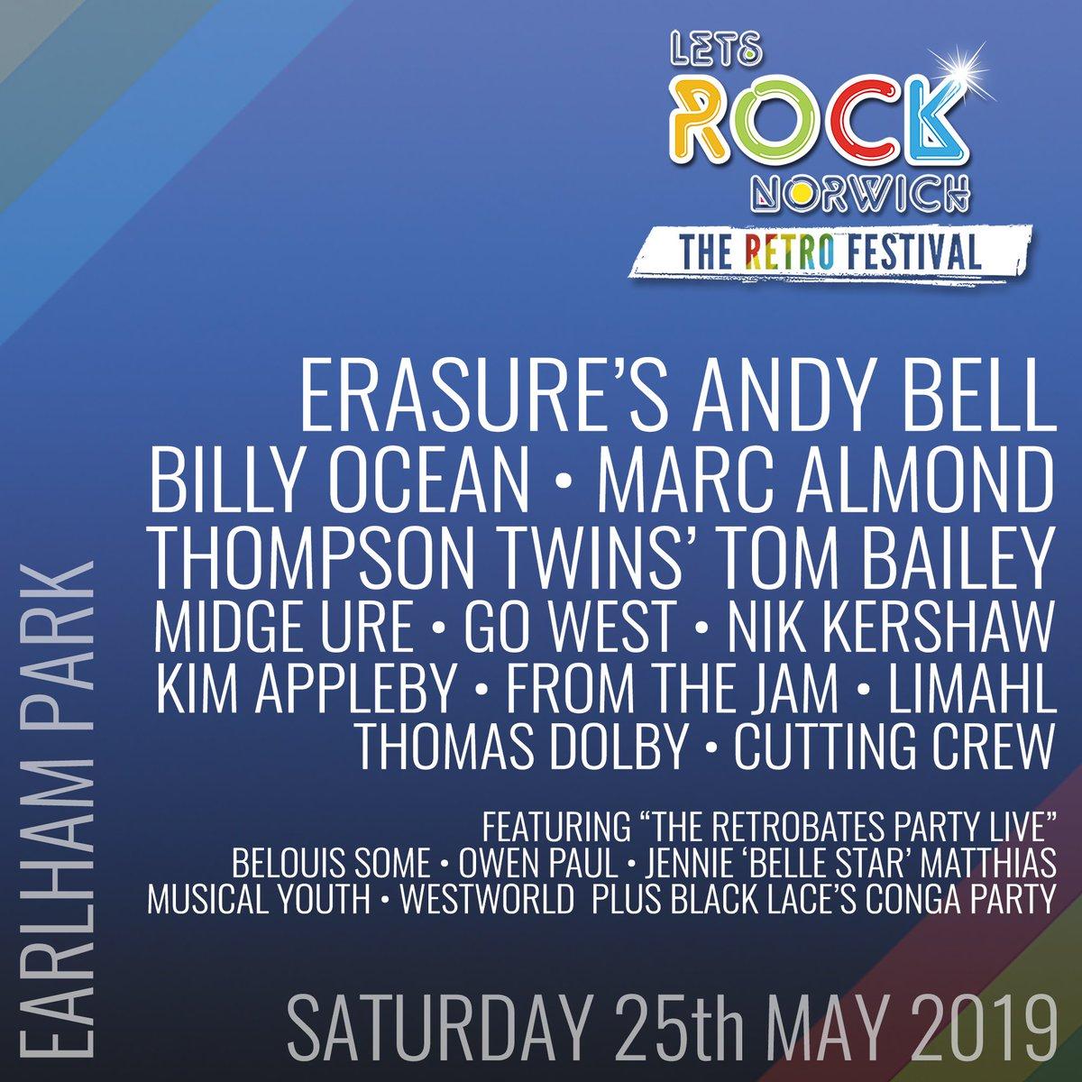 Lets rock the 80s - Norwich