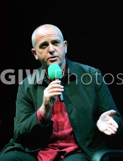 Happy Birthday to Peter Gabriel today!