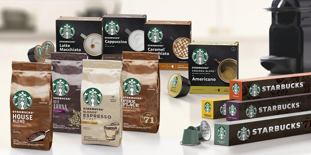 ネスレが作ったスターバックスコーヒーシリーズ一覧