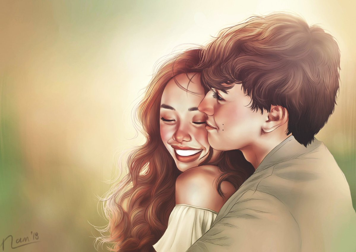 Every moment spent with you is like beautiful dream come true. #EdwardGoForGreatLoveInspired @maymayentrata07  @Barber_Edward_<br>http://pic.twitter.com/9uJ8KUs7D9