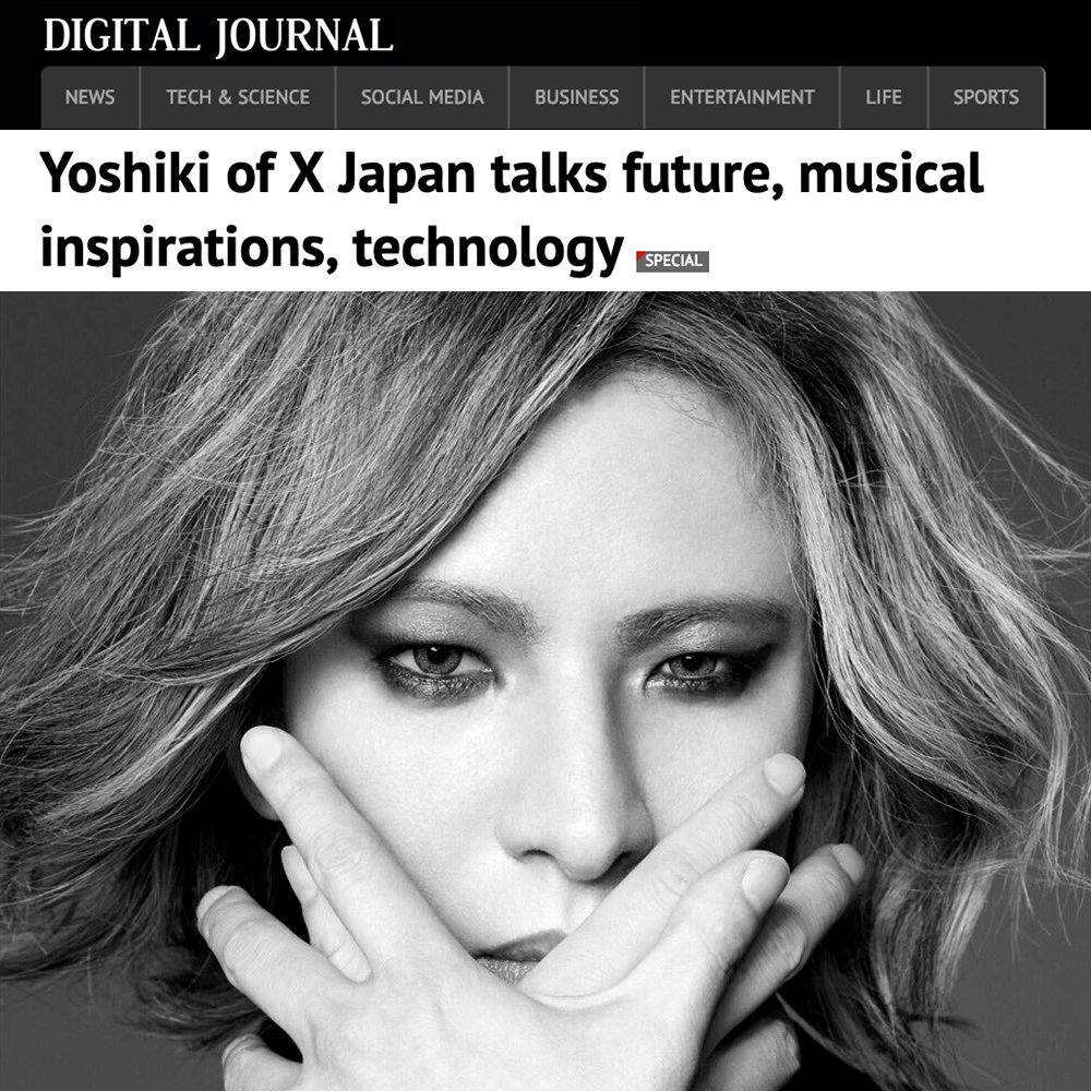 YES.. 'I take inspiration from my fans.. #XJapan's album is actually completed. It took over 10 years to record, I'm looking for the perfect timing to release it..  #Yoshiki of XJapan talks future, musical inspirations, technology  https://t.co/GFvKVgL6nu   @digitaljournal