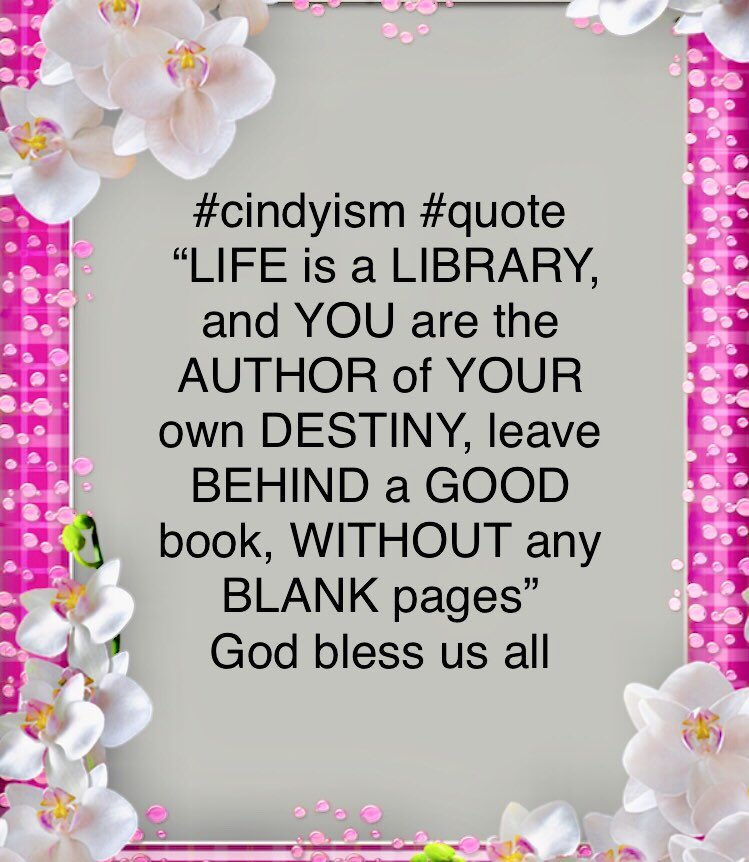 Thepawningplanners2 On Twitter Cindyism Quote Library