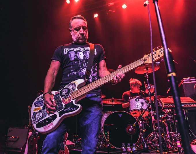 Happy 63rd birthday Peter Hook