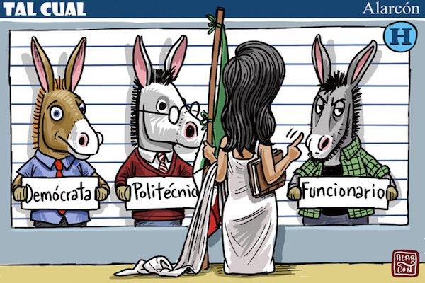 De burros a burros - Alarcón