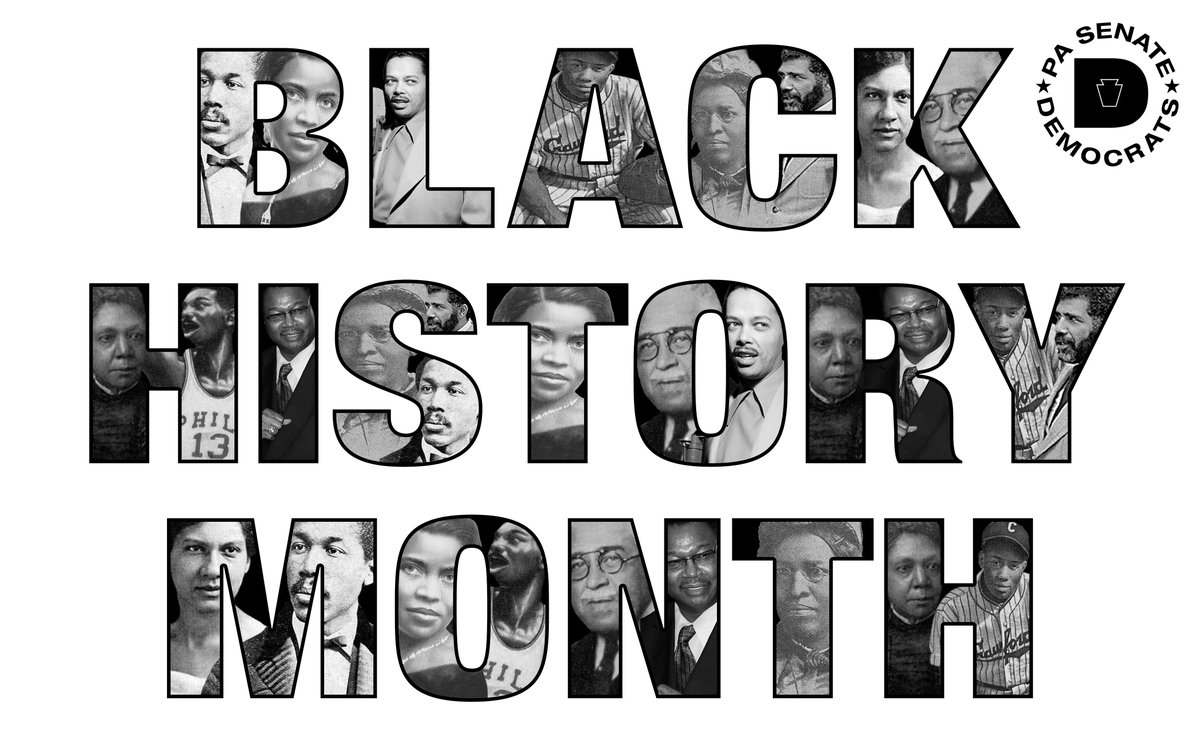 Did you know?   Pennsylvania has an incredibly rich history of being home to some of the world's most celebrated singers and musicians including @theroots, @MsPattiPatti and Billie Holiday.  #BlackHistoryMonth