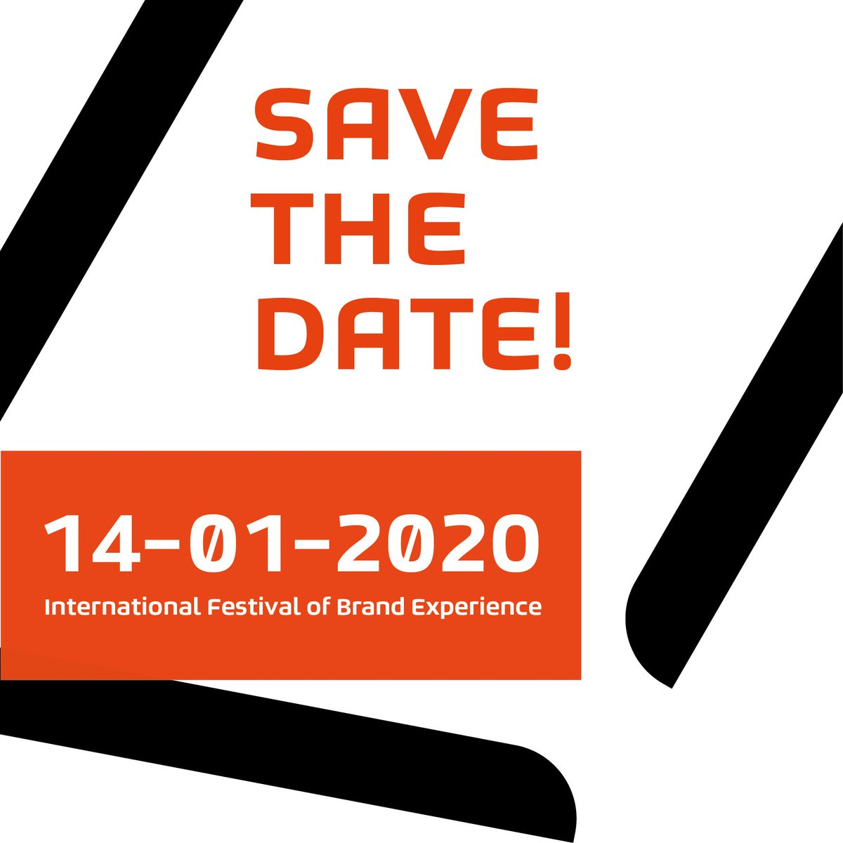 #BRANDEX is coming❗️→14.01.2020  Save the Date! #BRANDEX findet am 14.01., dem Vortag der #boe20, statt. 🎉  __ #BRANDEX is coming❗️→14.01.2020  Save the Date! #BRANDEX takes place: 14.01., the day before #boe20 🎉   #dontmissit #brandex20 #eventprofs #event #itshappening