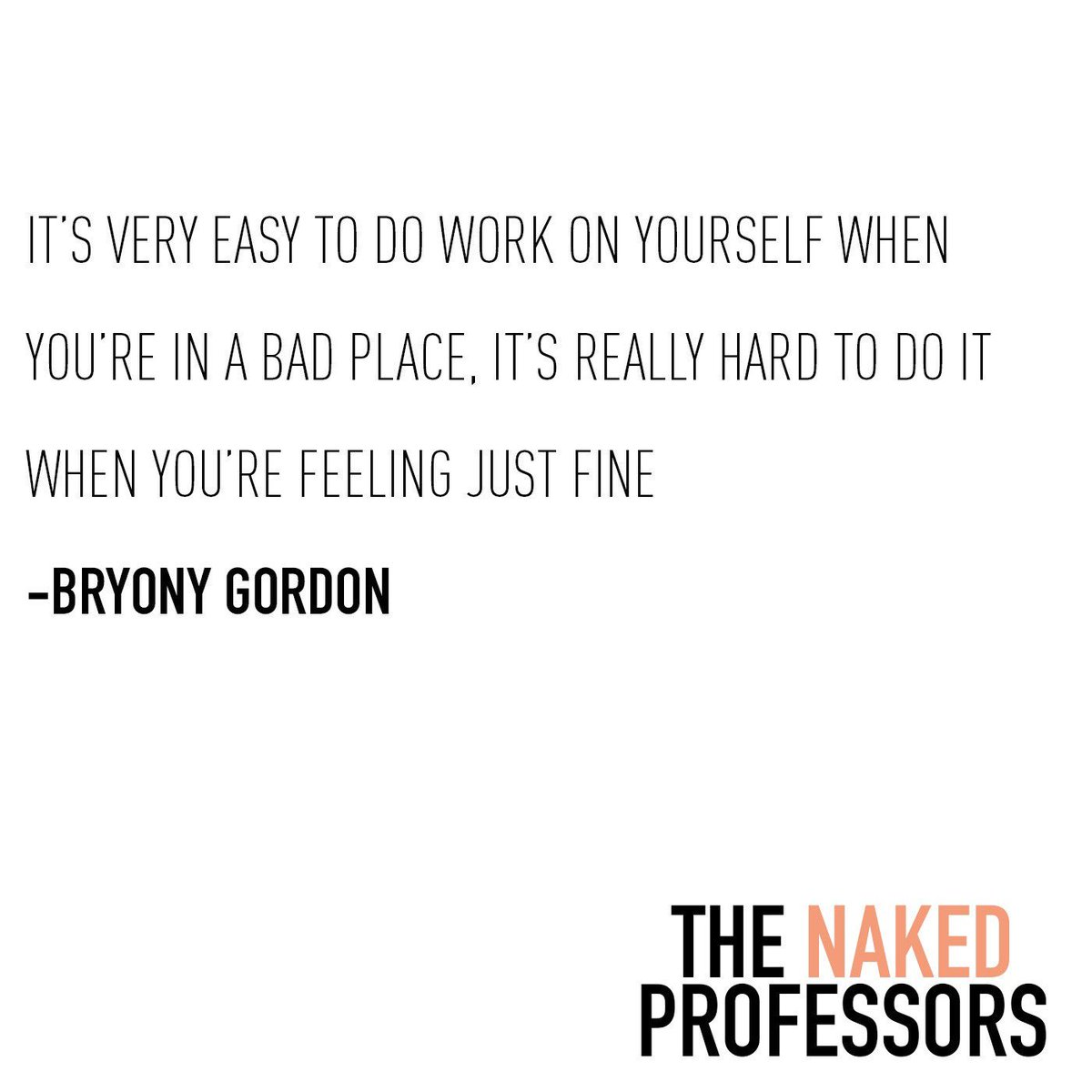 This week's incredible guest is @bryony_gordon check out the latest episode now on @acast @ApplePodcasts @SpotifyUK or wherever you get your podcasts from!