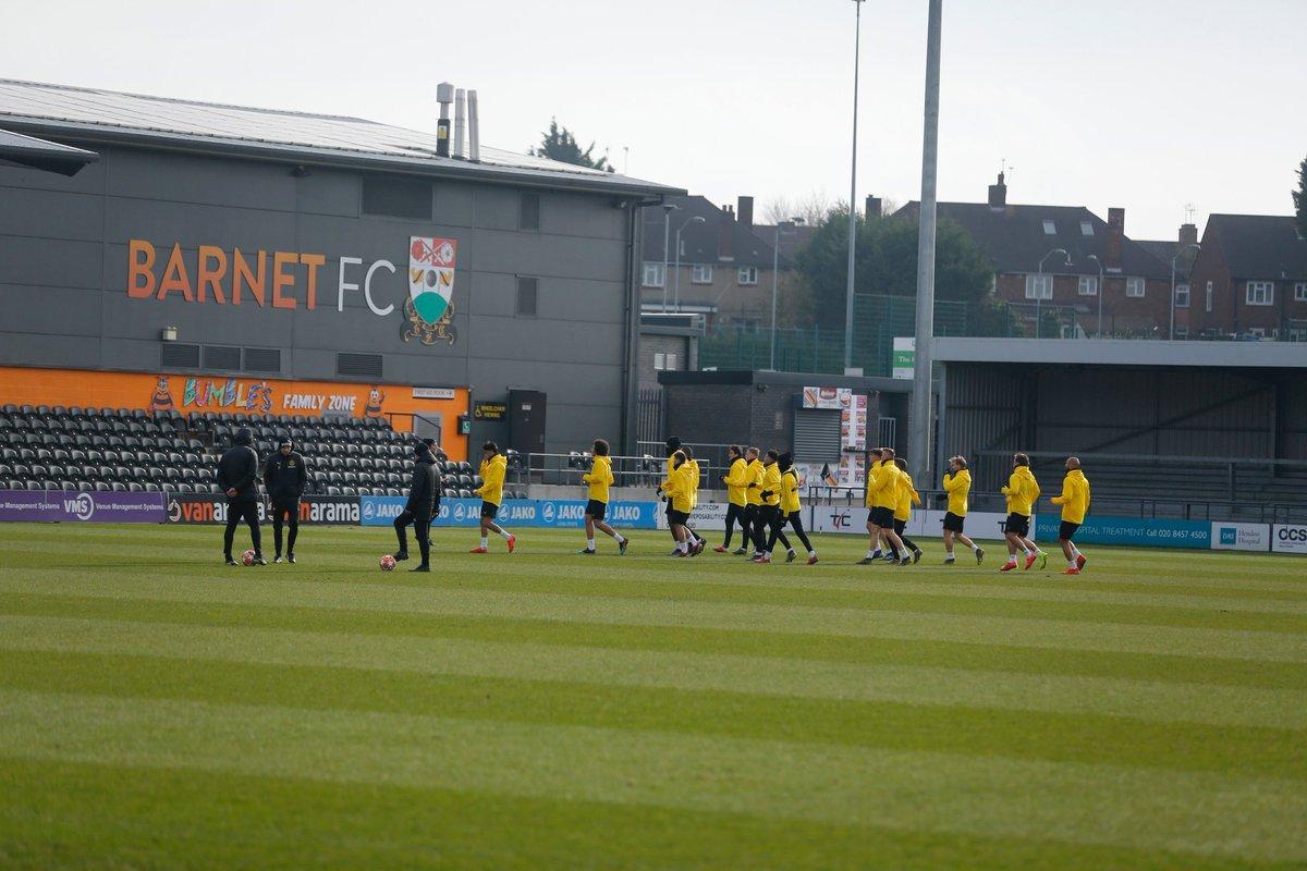 Borussia Dortmund On Twitter Last Training At The Hive Stadium Thanks To Barnet Fc For The Hospitality