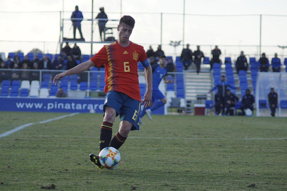 📺 Nuestros Sub-19 derrotaron a Azerbaiyán con tantos de Cantero y Marqués. ¡Aquí tienes los goles!  👨🏻💻 CRÓNICA   http://bit.ly/U19Cronica120219…