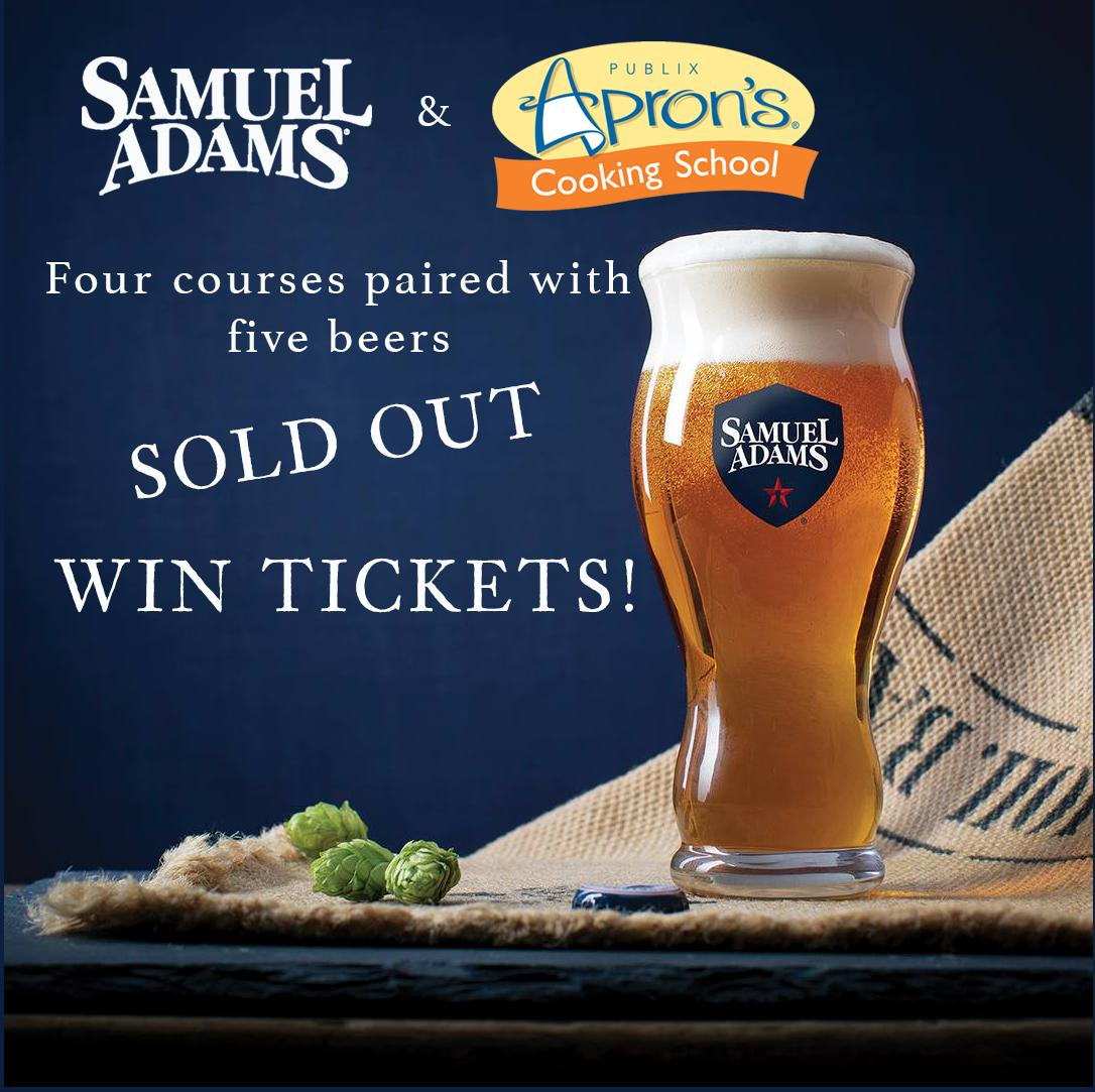 Hey #tallahassee! We want to send you to our sold-out beer dinner with Samuel Adams on February 23rd!  We&#39;ll give you two seats! All you have to do is share this post and tag the person you&#39;d take with you! We&#39;ll pick the #giveaway winner on Friday 2/15!<br>http://pic.twitter.com/Tio0QCNPfc