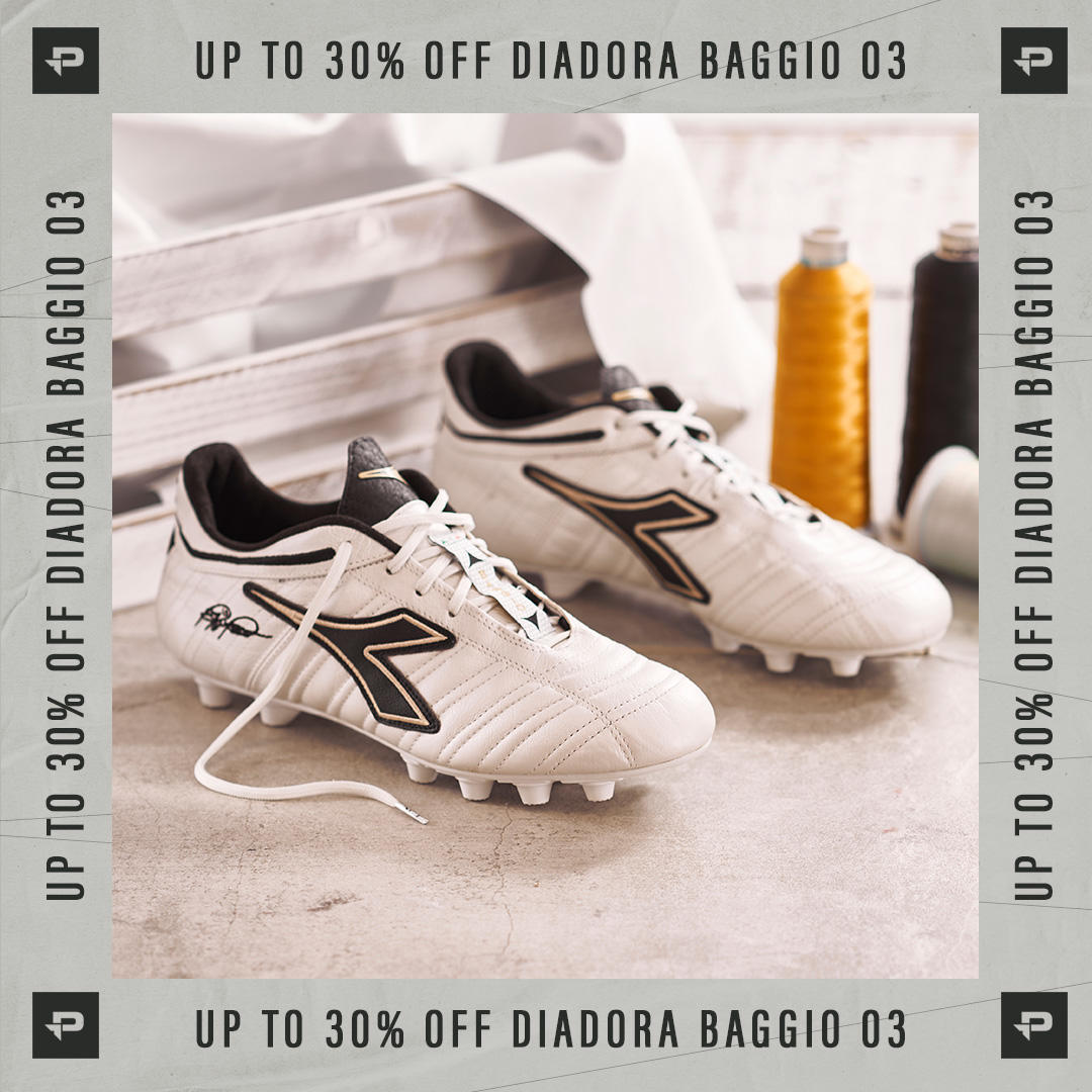 3c8623ecf7cb Pro Direct Soccer Twitter Tweet  LIMITED TIME OFFER Up to 30% off Diadora