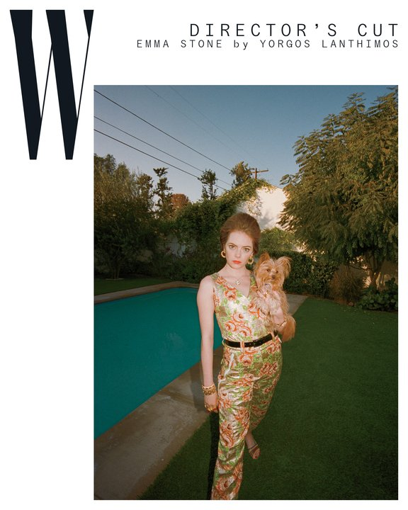 W Magazine, Vol. II, 2019 | DIRECTOR'S CUT: W presents four cinematic collaborations, celebrating storytelling through fashion with the most inspirational ...