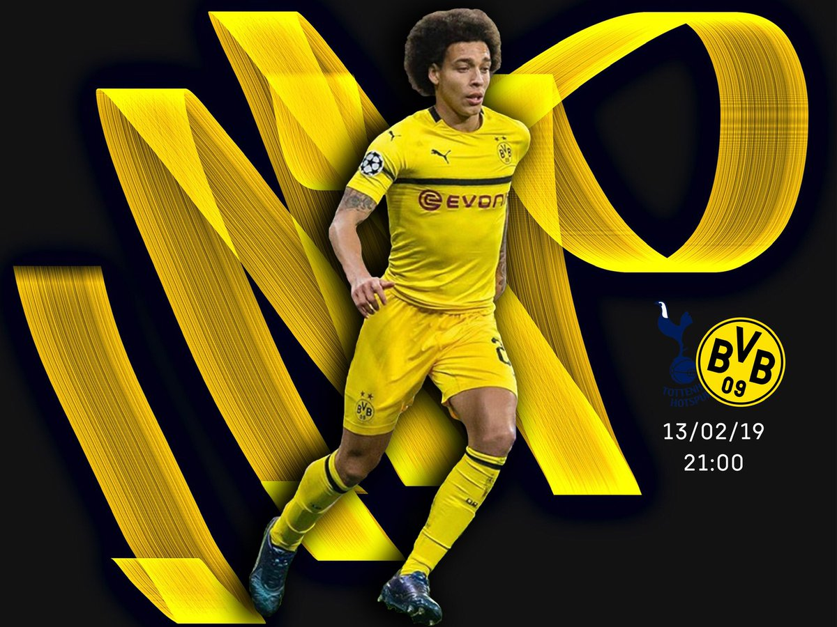 Axel Witsel On Twitter Fully Focused And Prepared For A Big Game