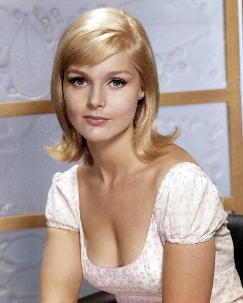 Happy Birthday Carol Lynley! \57 TWA winner for THE POTTING SHED