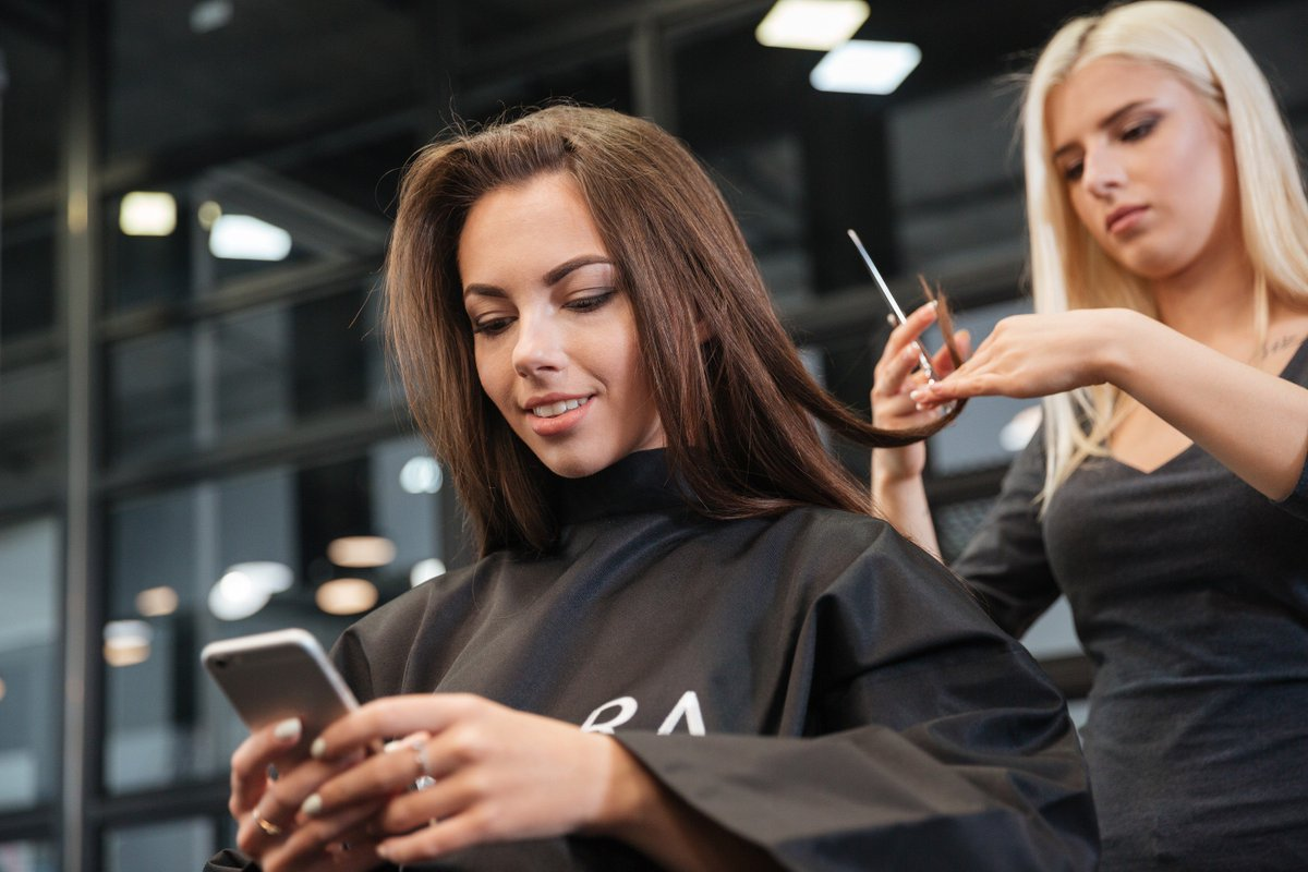 Capture reviews in the chair with our Review Collector App.  30 DAY FREE TRIAL - NO CARD REQUIRED - Visit http://www.Eooro.com  #beauty #hairdresser #fashion #salons #hair #makeup #stylists #wedding #spas #therapy #photographers #massage #lashes #lips #nails