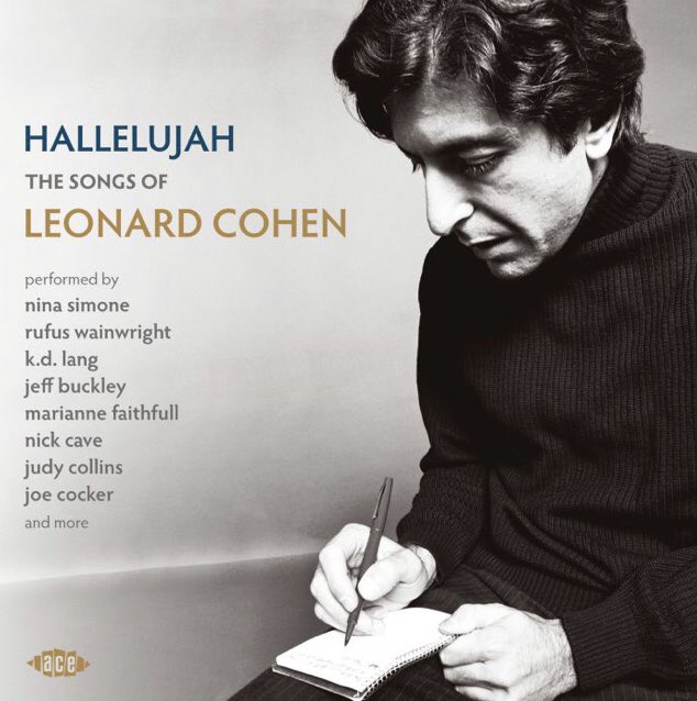 Super-proud of this one  Our tribute to Leonard Cohen, available for pre-order on Ace.  https:// acerecords.co.uk/hallelujah-the -songs-of-leonard-cohen &nbsp; … <br>http://pic.twitter.com/7QQQvqxyJP