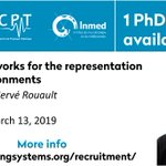 #JobOffer 1 #PhD position is available in @hrouault 's team (CENTURI - CPT / @inmed_u1249 )!   🗓Deadline: March 13, 2019🗓  For more info and to apply:  #Science #Marseille   cc. @univamu @CNRS_dr12 @Insermpacacorse @CentraleMars https://t.co/xFBxHf2Ode