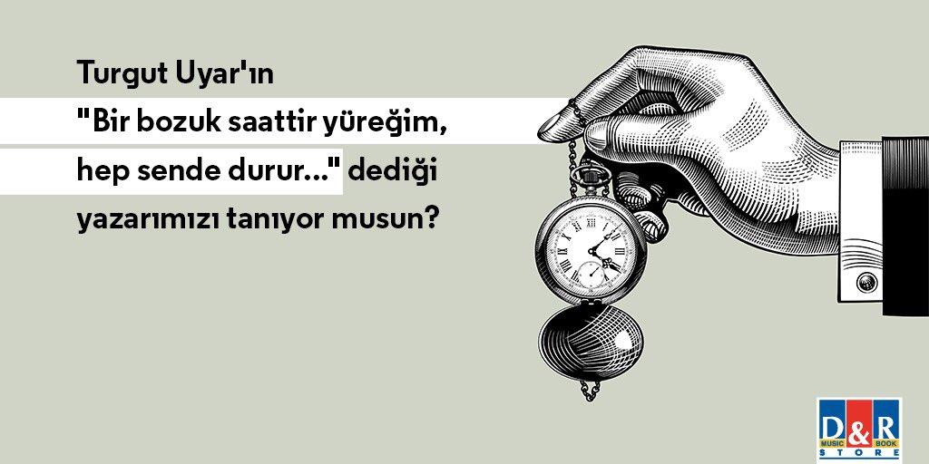 Dr On Twitter Turgut Uyarın Aşk Dolu şiirlerini Yazdığı