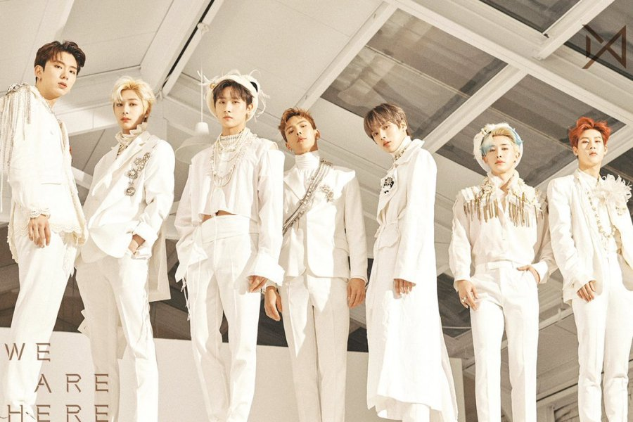 #MONSTA_X Reveals Full Track List For &quot;We Are Here&quot;  https://www. soompi.com/article/130032 2wpp/monsta-x-announces-we-are-here-as-they-kick-off-teasers-for-comeback &nbsp; … <br>http://pic.twitter.com/yLqhC7JbUG