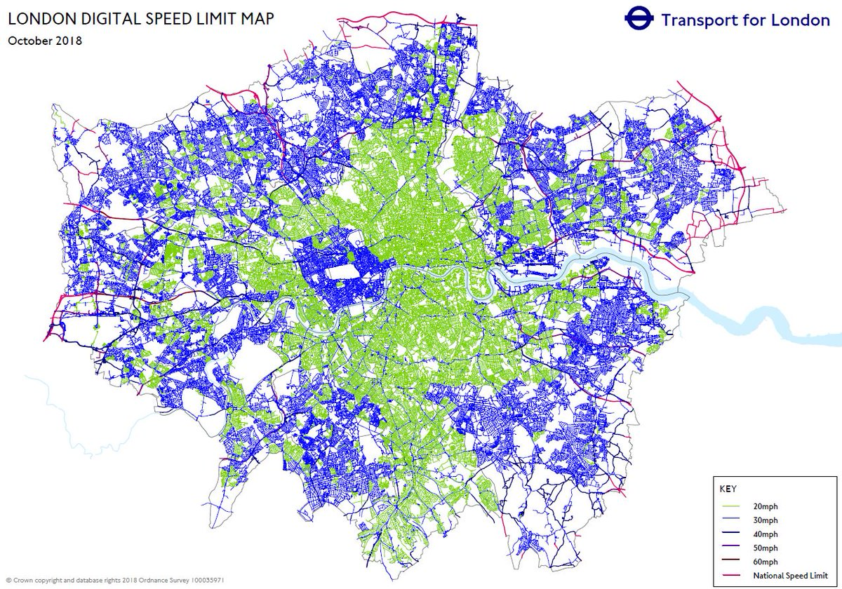 test Twitter Media - Big win! Another chunk of map goes green as @LBRUT says yes to 20mph. It means fewer & less severe collisions + better streets for walking & cycling. Hat's off to @RichmondCycling & @20splentyforus all their fantastic campaigning on this! https://t.co/y55nkbAXQF #HealthyStreets https://t.co/YXbQauw4zT
