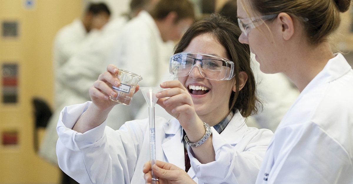 Find out how you could get £28,000 of tax-free funding to teach and inspire the next generation of chemical scientists 👉  https://rsc.li/2GmhTpB