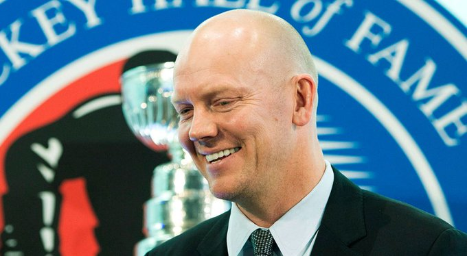"The ""Big Weed\"" is 48 today. Imagine. Happy birthday Mats Sundin."