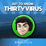 Image for the Tweet beginning: Meet @thirtyvirus, a dedicated PC