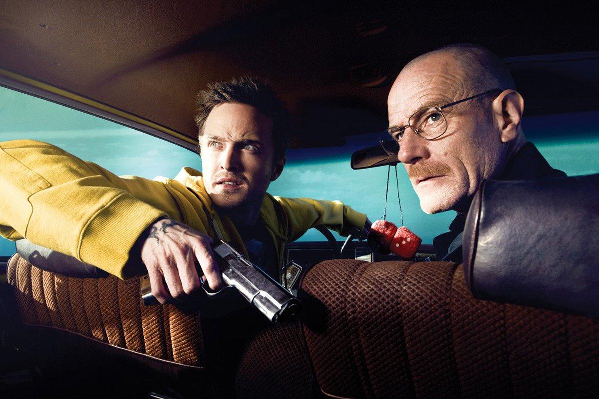 Heyecanla beklediğimiz #BreakingBad filmi, ilk olarak Netflix'te yayınlanacak! Aaron Paul'un Jesse Pinkman rolüyle geri döneceği filmde Bryan Cranston da Walter White karakterine yeniden hayat verecek. Detaylar: https://flss.co/2E7pGWB