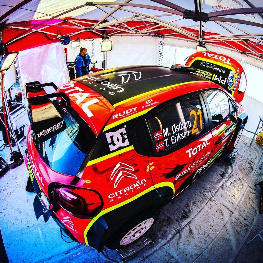 2019 Rallye de Suède  DzT2qSCXgAAd5nd