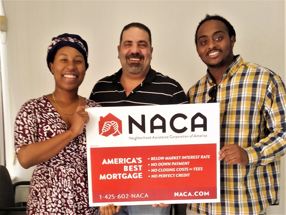 "Ms. Parram in #Orlando got an incredible 1.375% interest rate with NACA! ""Buying a place for my kids to grow up in, a place they can call their own."" #AmericanDream #NACAPurchase #AchieveTheDream 1.86% APR"