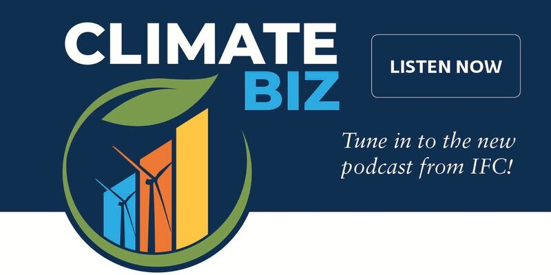 """""""Bonds…Green Bonds."""" With over $500 billion in total issuance, it seems like everyone is talking about #greenbonds these days.  #IFCclimate experts explain what makes a bond green and why they're important. 🎧 Listen here: http://wrld.bg/ZtCv30nCgxG  #WorldRadioDay"""
