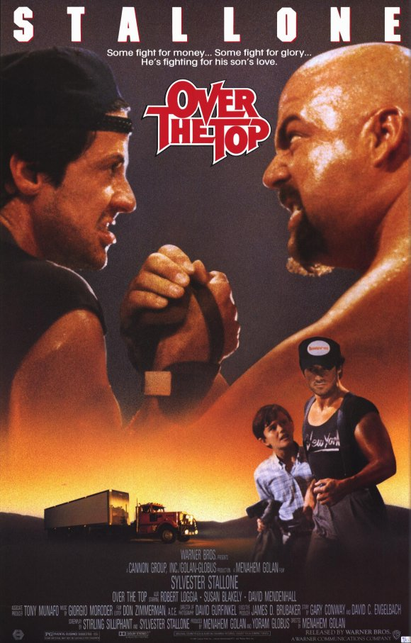 Feb 13, 1987: the film Over the Top was released in theaters. #80s @TheSlyStallone <br>http://pic.twitter.com/BtH1oRNnh6