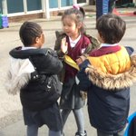 Image for the Tweet beginning: Playground Friends 3 children from yaers