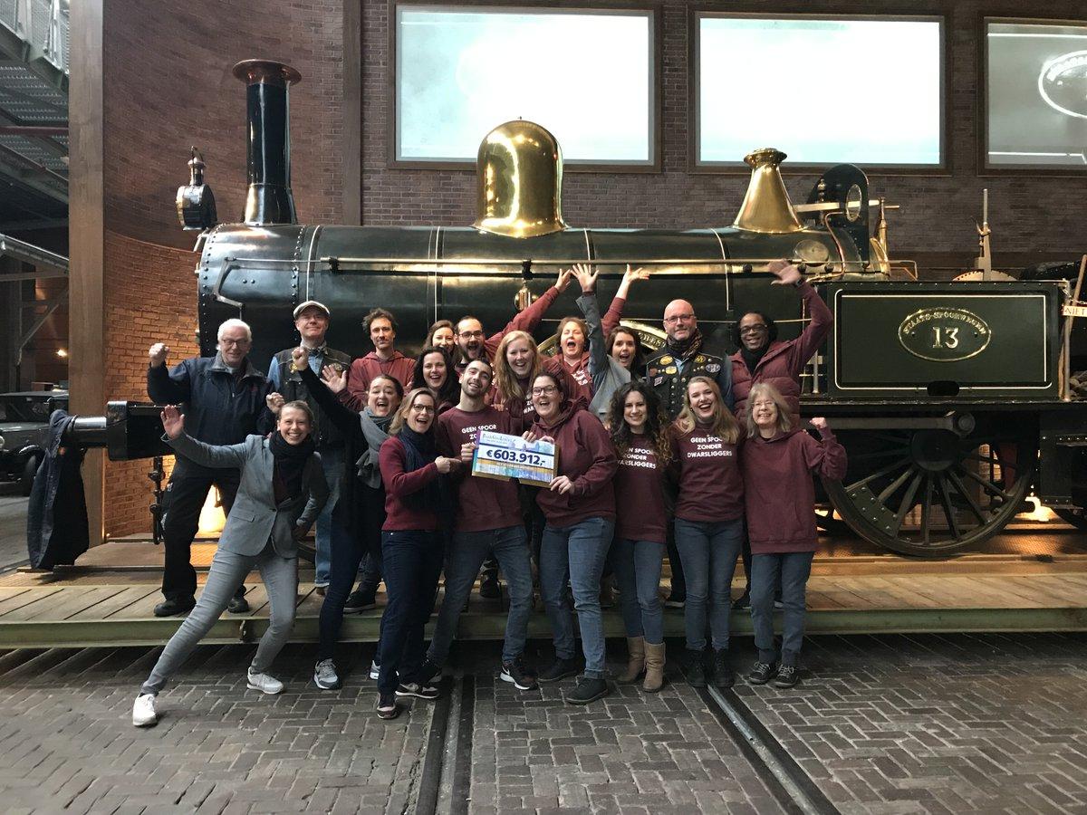 Spoorwegmuseum's photo on #GoedGeldGala