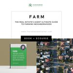 Buy the book or take the eCourse to learn our complete neighborhood farming system for real estate agents: https://t.co/6o7k3gDQ4R #realtor #training #coaching #coach