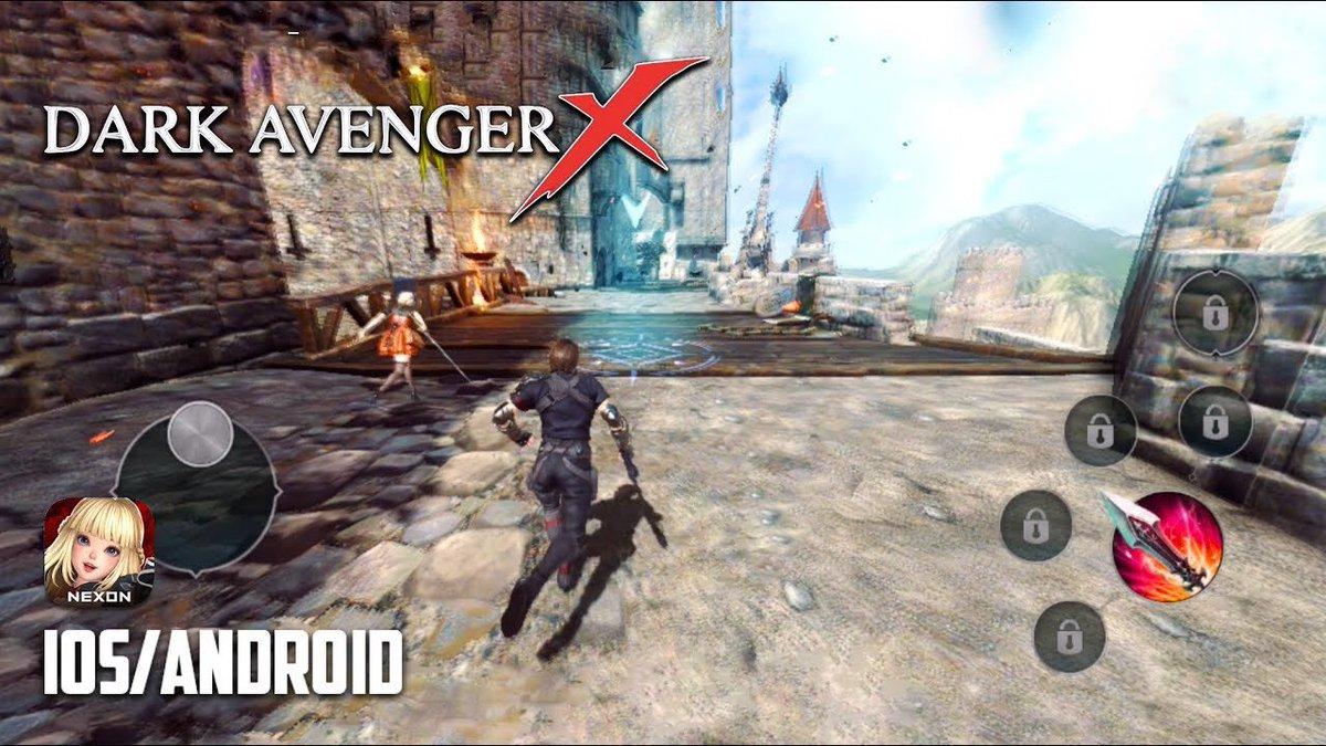 dark avenger android