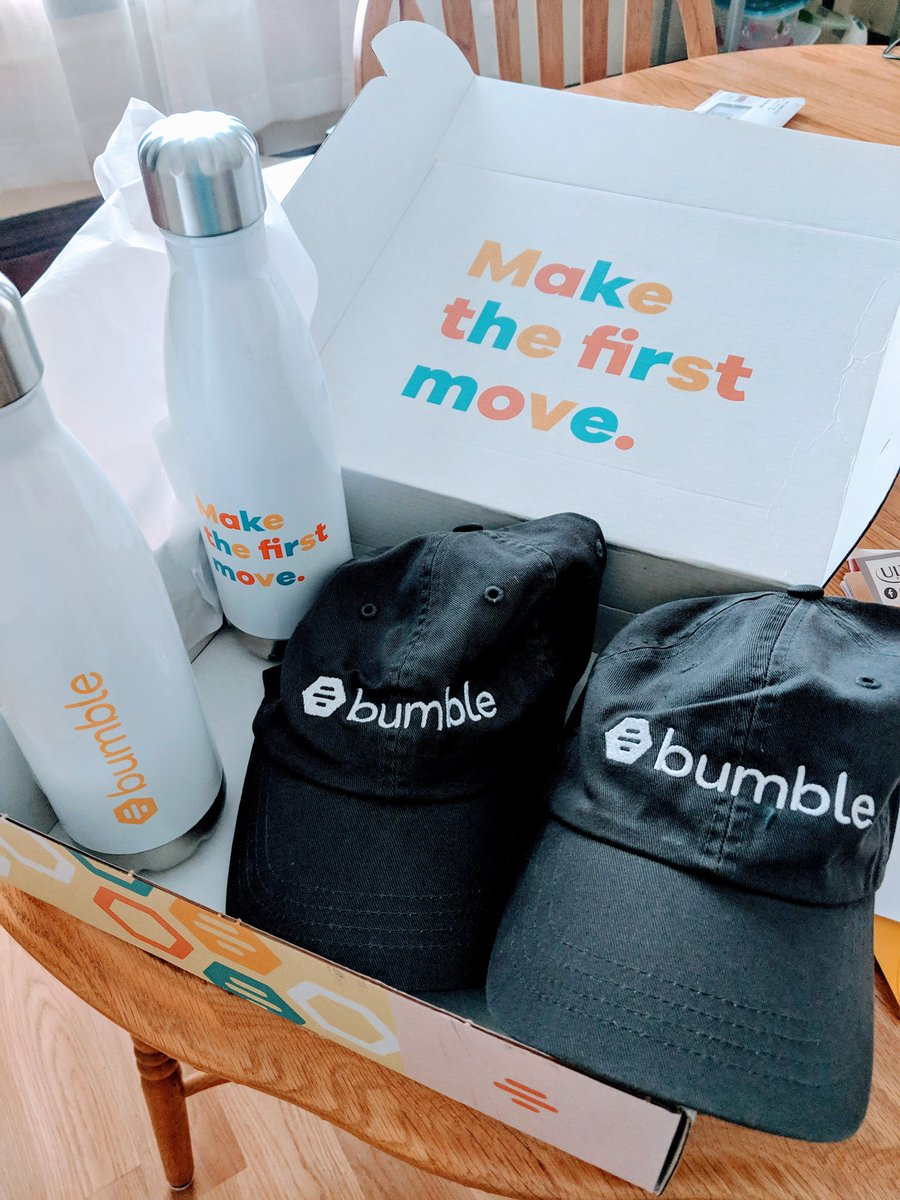 Bumble on Twitter: