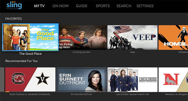 Sling TV closes year with 2.4 million subscribers, but growth slowed significantly https://tcrn.ch/2X3iG4v  by @sarahintampa