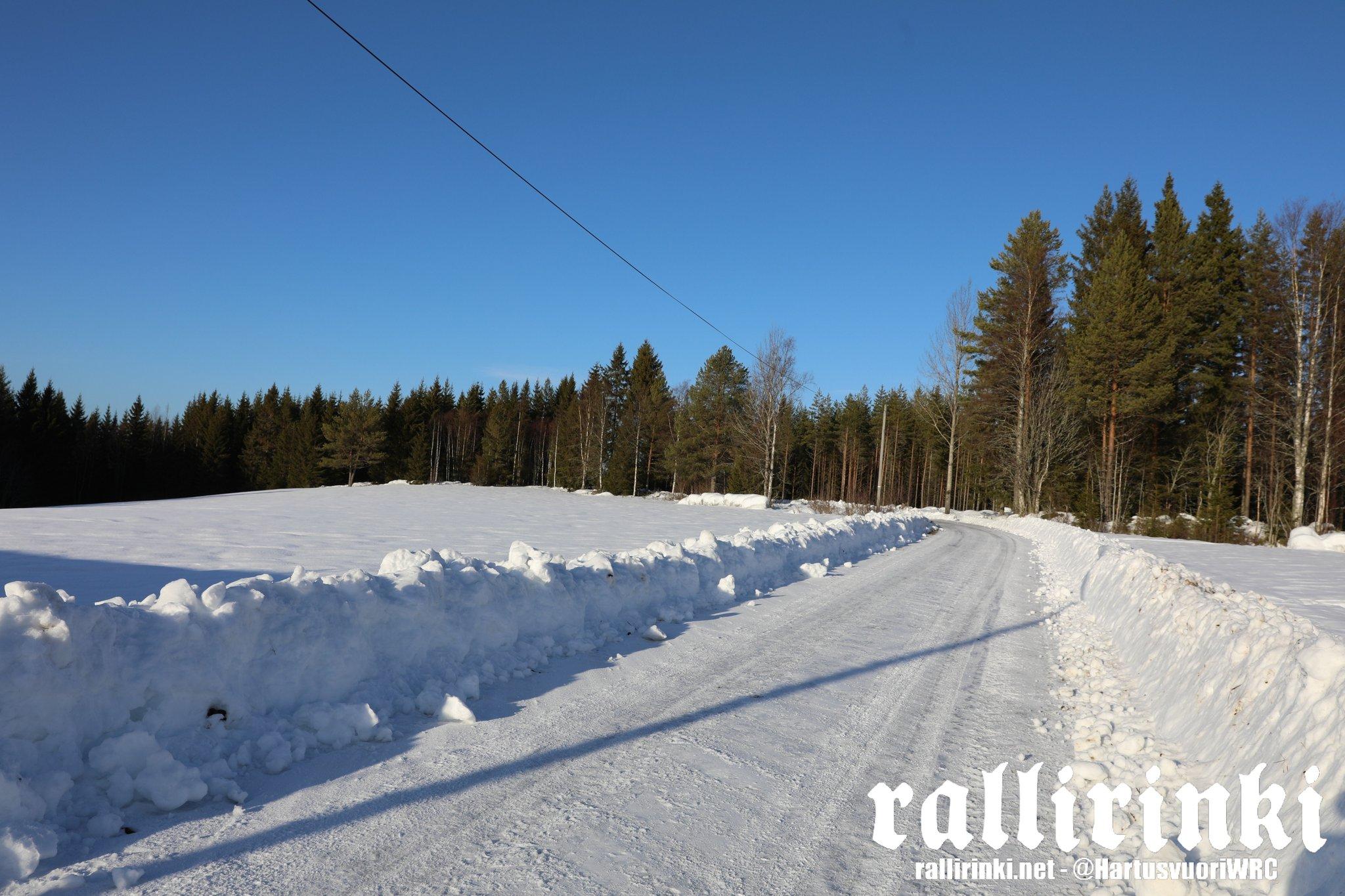 WRC: 67º Rallye Sweden [14-17 Febrero] - Página 2 DzTKzvBWsAIE4co