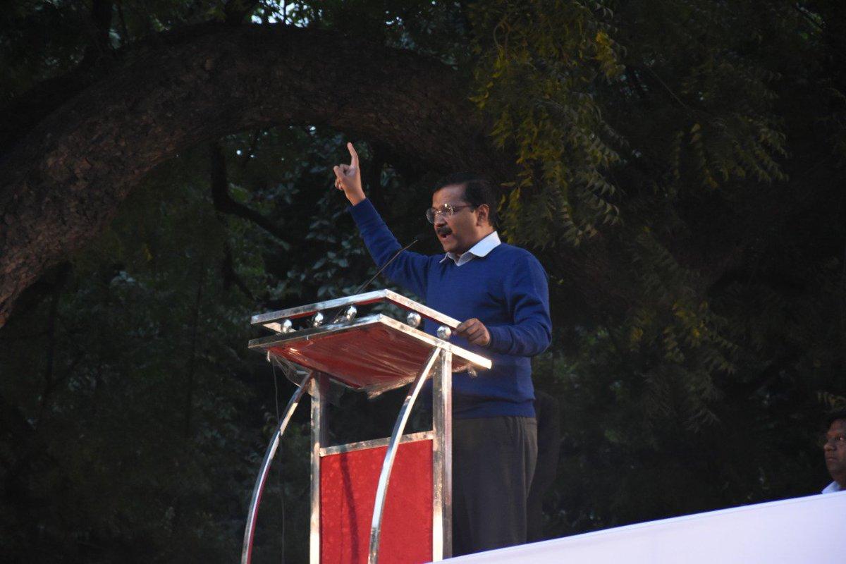 कल दोपहर के पहले नायडू, एक बजे के बाद अखिलेश और आज शाम चार बजे के बाद केजरीवाल प्रधानमंत्री बन रहे हैं.