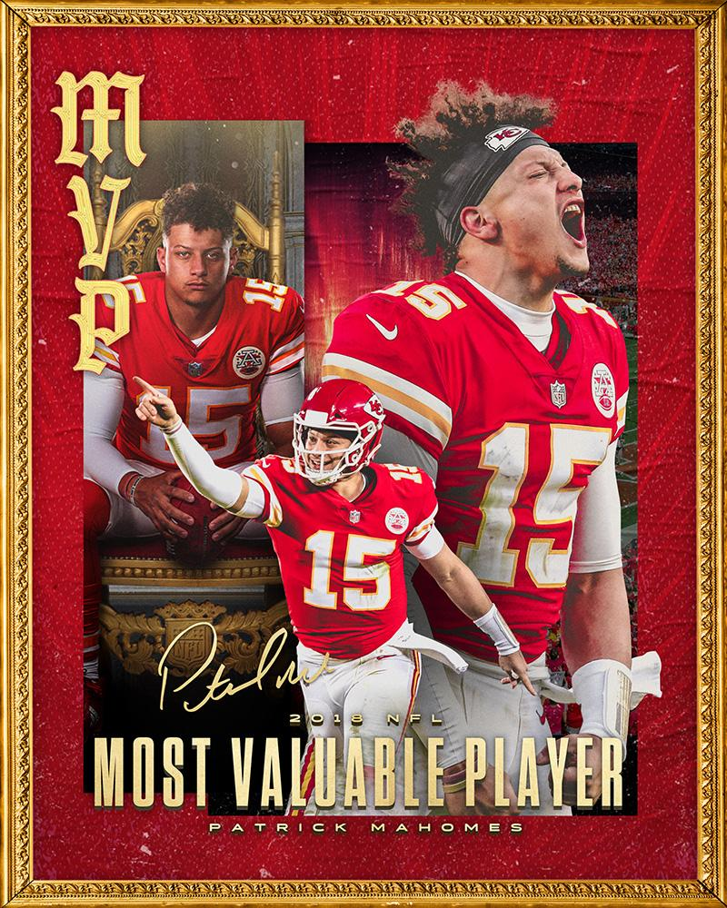 2018 was one of the memorable years in our history. 🙌  Get a print of our first ever MVP or our Hall of Fame inductee Tony Gonzalez. Photo prints available from $11.95 ea. from our team photo store ➡️ https://chfs.me/2S0dXwP