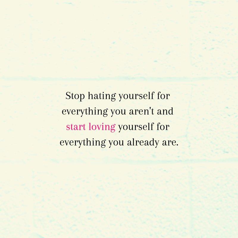 💙 💜  yourself!   #WednesdayWisdom from @VoicesOfYouth  #BTSARMY #BTSLoveMyself
