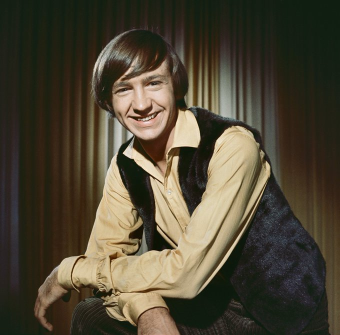 Happy Birthday to the one and only Peter Tork!