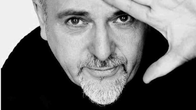 A very happy birthday to the one & only Peter Gabriel