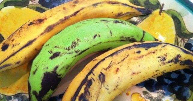 Plátano se mantiene verde para que no le digan coñoetumadre https://t.co/yST4Q46lWk