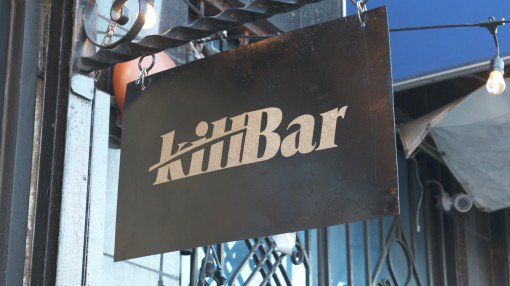In the mood for a Royale with cheese? #KillBar can help.
