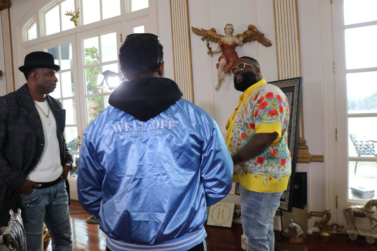 It's Well Off Wednesday. You don't need money to live life like a BOSS. Being a BOSS starts in the mind. Well Off Spiritually, Mentally, & Physically. Be Luxurious in ALL ways! Bombers Jackets are now available - https://www.welloff.luxury/search?q=bomber