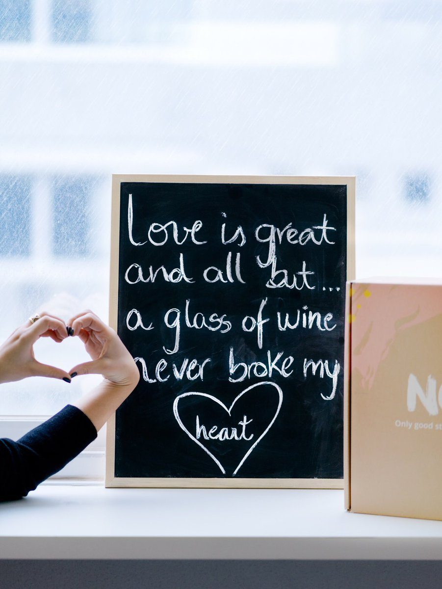Never 😎🥂 Subscribe to Nosy and get three bottles of wine recommended by a world-class expert, each month. #nosywineclub #nosyfamily #wineoftheday #winesday #wine #winelover #winelifestyle #wineoclock #uk #europe #london #ValentinesDay2019 #WednesdayWisdom #wednesdaythoughts https://t.co/ViywYktH85