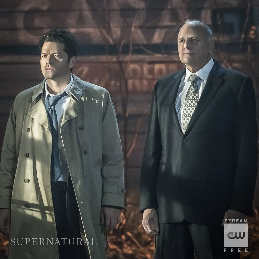 Coming to teach the mortals a lesson. Stream the latest: https://t.co/ZCIZSAIXTe #Supernatural