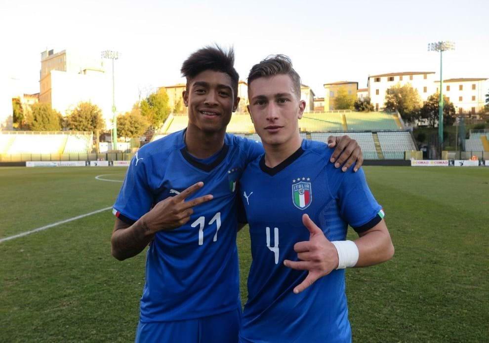 #Under19 🇮🇹 L'#Italia non si ferma più: #Esposito e #Salcedo firmano la vittoria sulla #Francia 🇫🇷. L'articolo 👉🏻 https://bit.ly/2GpoP6b  #Azzurrini #VivoAzzurro